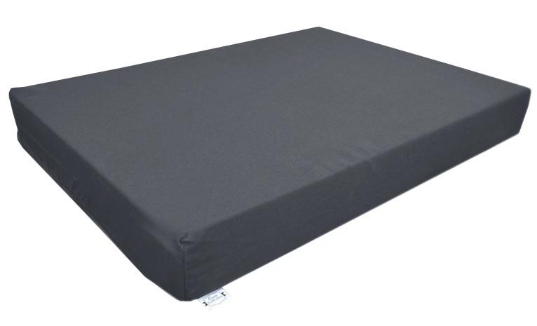 cojin asiento sofa exterior 10 x 120 x 80 cm